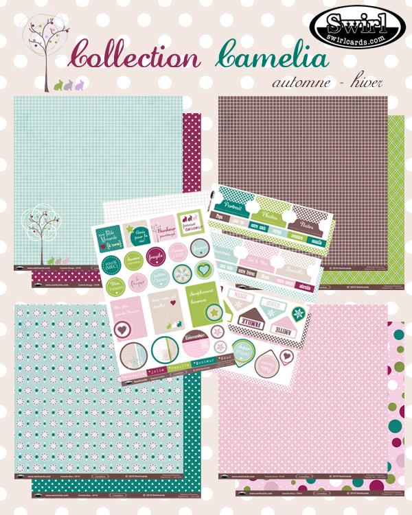 Annonce blog camelia